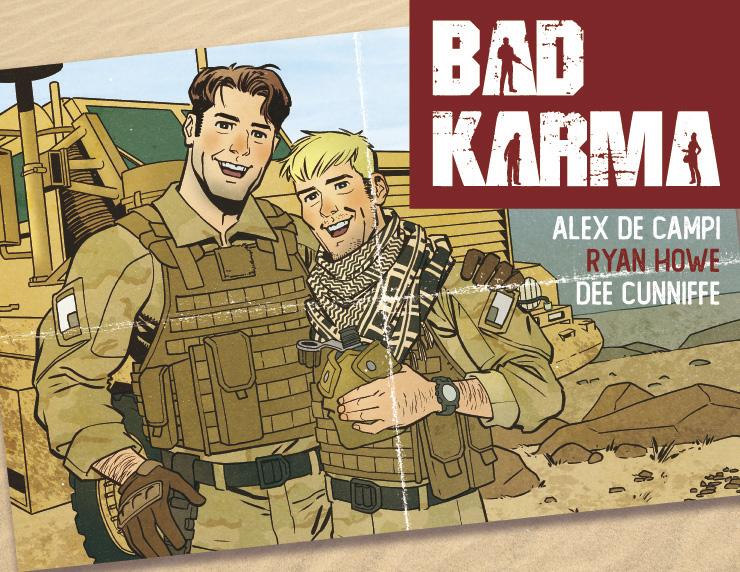 Bad Karma - Issue 1