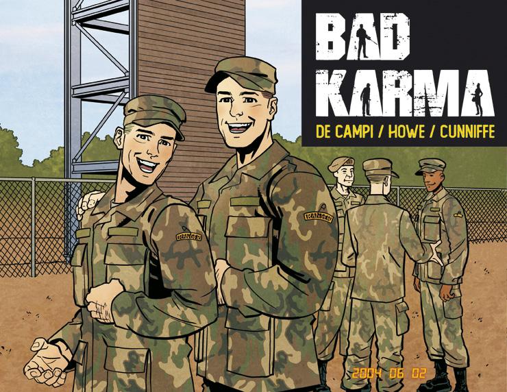 Bad Karma - Issue 2