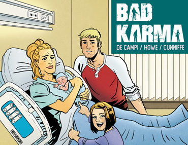 Bad Karma - Issue 3