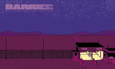 Barrier - Issue 1