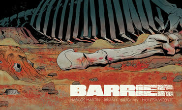 Barrier - Issue 2