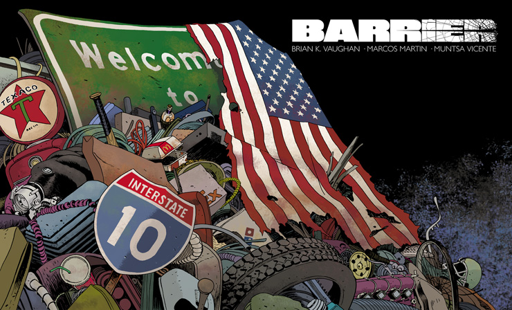 Barrier - Issue 3