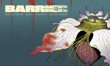 Barrier - Issue 4