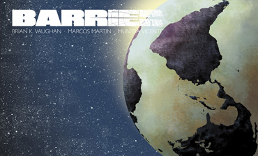Barrier - Issue 5