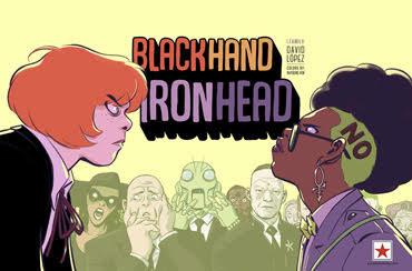 Blackhand Ironhead - Issue 1