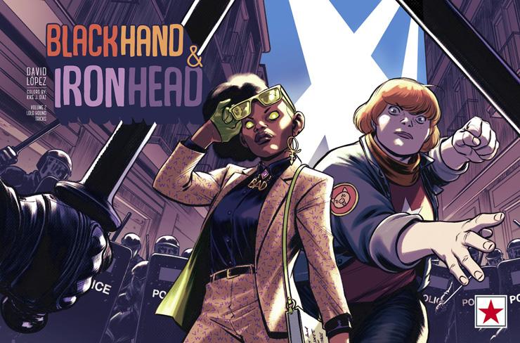 Blackhand Ironhead Season 2 - Issue 1