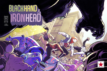 Blackhand Ironhead Season 2 - Issue 2