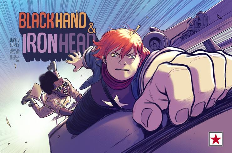 Blackhand Ironhead Season 2 - Issue 3