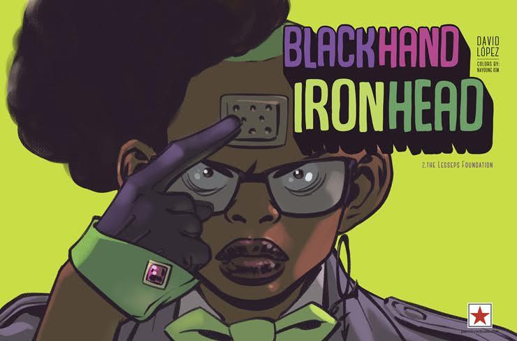 Blackhand Ironhead - Issue 2