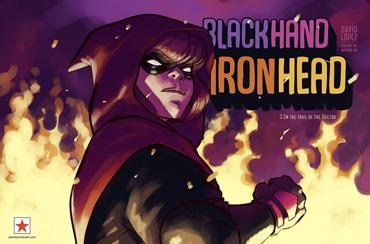 Blackhand Ironhead - Issue 3