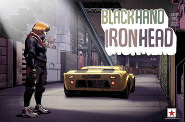 Blackhand Ironhead - Issue 5