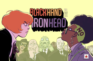 Blackhand Ironhead - Volume 1