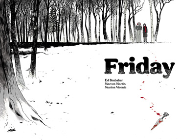 Friday - Issue 1