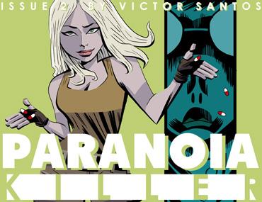 Paranoia Killer - Issue 2