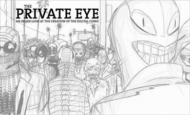 The Making Of The Private Eye