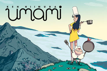 Umami - Issue 1