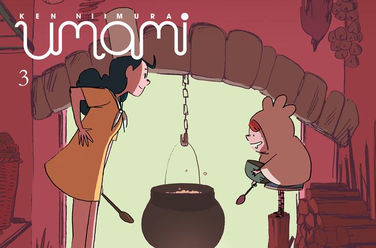 Umami - Issue 3