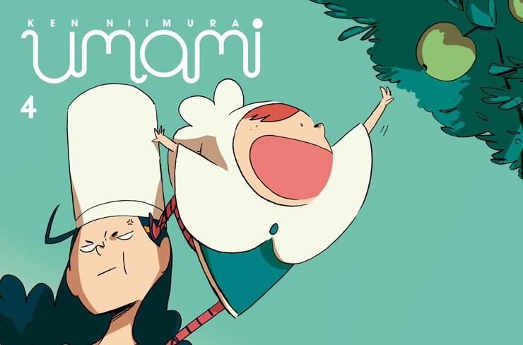 Umami - Issue 4