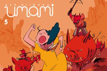 Umami - Issue 5