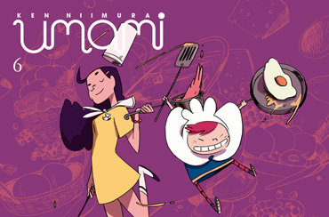 Umami - Issue 6