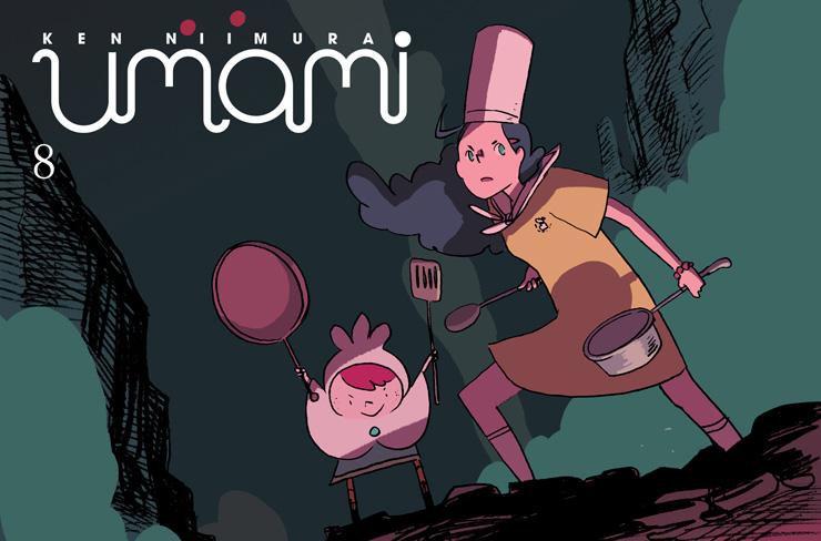 Umami - Issue 8