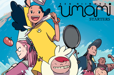 Umami - Starters