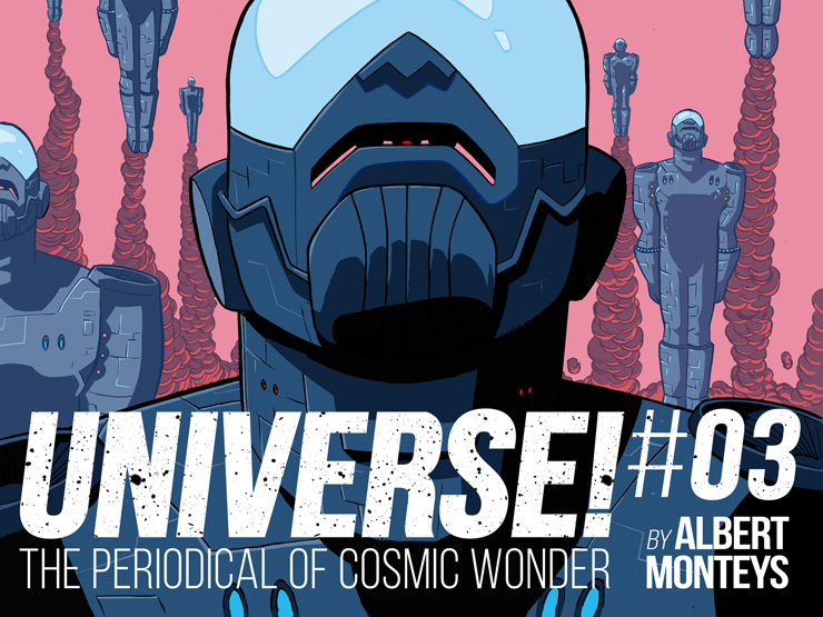 Universe! - Issue 3