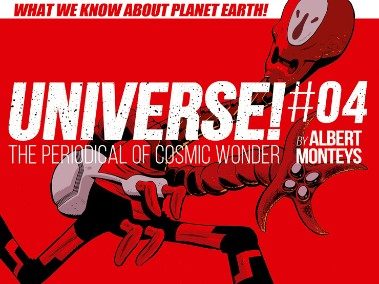 Universe! - Issue 4