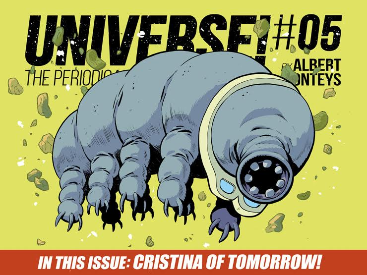 Universe! - Issue 5