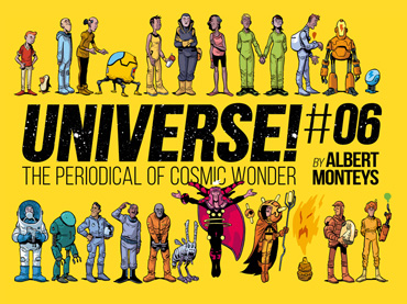 Universe! - Issue 6